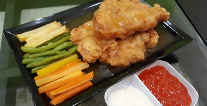 resep steak ayam crispy